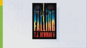Author TJ Newman talks about her new novel 'Falling' (02:54)