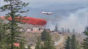 B.C.'s wildfire response comes under attack (07:11)