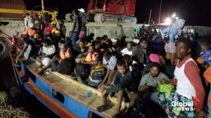 Canadian human smuggler allegedly leaves 13 people fighting for refugee status