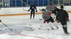 Ontario Hockey League players react to cancelled season (01:56)