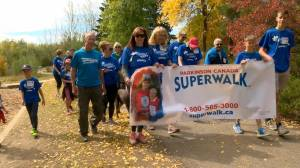 Parkinson Canada SuperWalk taking place this upcoming weekend (03:49)