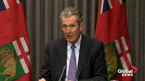 Manitoba announces surplus for 2019-20, facing 'significant challenges' ahead with pandemic (06:24)