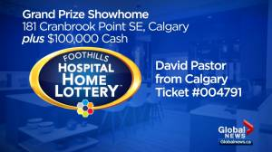 Foothills Hospital Home Lottery: $2.6-million grand prize showhome