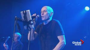 Tributes pour in for Spirit of the West lead singer John Mann