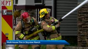 Another blow for some homeowners living in Calgary's Skyview Ranch (02:14)