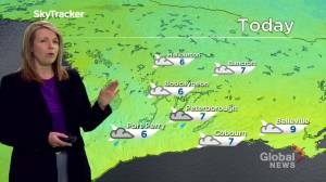 Peterborough Regional Weather Update: March 31, 2020