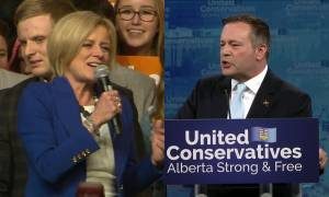 Alberta NDP leads UCP in voter intention (01:55)
