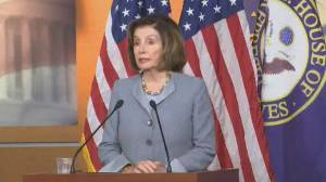 COVID-19: Pelosi says Trump administration has 'sometimes chaotic' response to outbreak