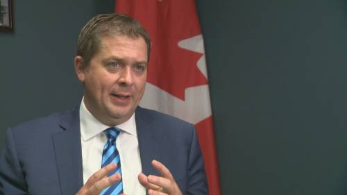 Andrew Scheer doubles down on Tory call for RCMP to launch criminal probe into Trudeau family's WE connections | Watch News Videos Online