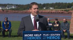 Federal Election 2019: Scheer says they'll respect courts on safe injection sites, won't decriminalize all drugs