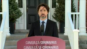 Coronavirus outbreak: Trudeau says Ottawa will help fund contact tracing across Canada
