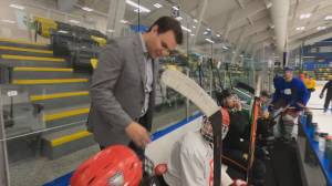 This Is BC: Coaching hockey for both physical and mental health (02:30)