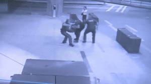Transit Police officer still employed nine years after brutal beating caught on camera