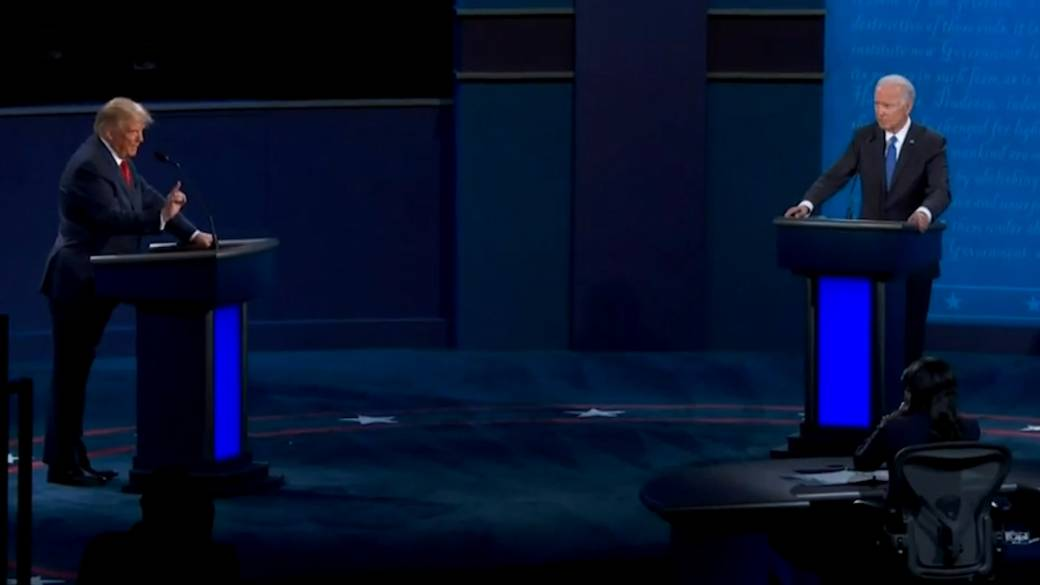 Click to play video 'Trump vs. Biden: Who won the final presidential debate?'