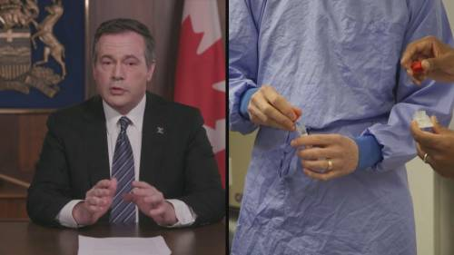 Alberta announces more aggressive COVID-19 testing measures | Watch News Videos Online
