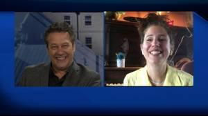 Global News Morning chats with singer/ songwriter AV (Ann Vriend) (06:32)