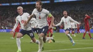 England beats Denmark to advance to Euro 2021 Final (09:49)