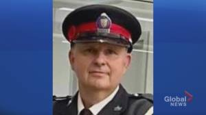 Toronto police officer killed in line of duty (02:02)