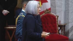 Gov. Gen. Mary Simon marks change for Canada: Saskatchewan Indigenous leaders (01:43)