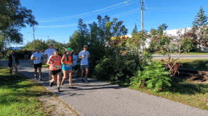 Province-wide relay run for monarch butterflies kicks off in Peterborough (01:40)