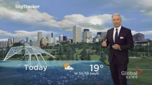 Edmonton afternoon weather forecast: Monday, June 1, 2020