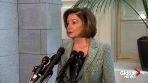 Pelosi 'prayerful' as impeachment hearings begin