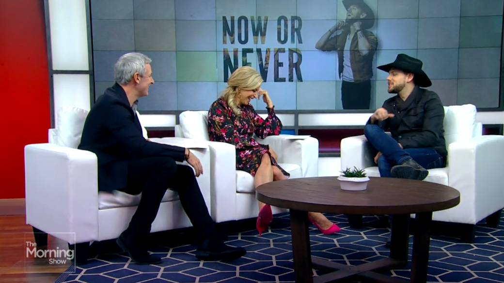 Brett Kissel tells 'The Morning Show' he never thought he'd 'blow up in this way'