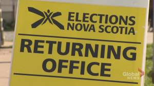 Byelections costs equal to average house in Nova Scotia