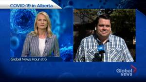 Alberta infectious disease researcher explains why you should follow COVID-19 rules outside (03:54)