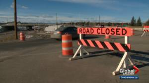 Major delays expected along Glenmore Trail starting Sunday