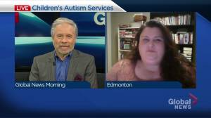 Edmonton autism conference welcomes exciting new guest (04:21)