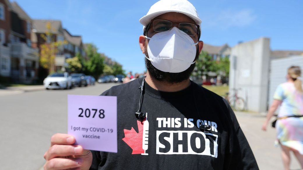 Click to play video: 'When will Canada provide guidelines for people fully vaccinated against COVID-19?'