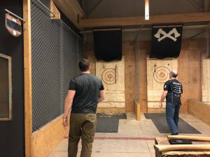 Peterborough and area axe throwers finish in top 10 at international competition
