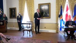 N.S. cabinet shuffle names new ministers to forestry, health, heritage and advanced education (15:01)