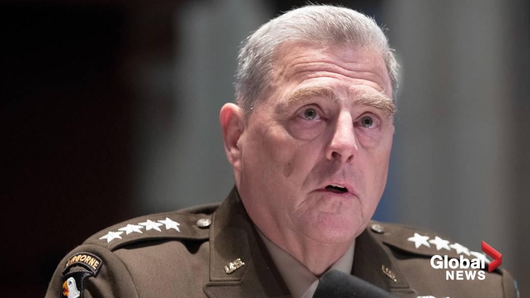 Videoyu oynatmak için tıklayın: 'Üst düzey ABD generali, ordunun Konfederasyon sembollerine
