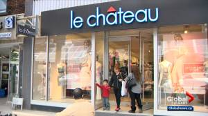 Le Château, Swimco announce plans to close store doors (02:38)