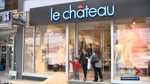 Le Château, Swimco announce plans to close store doors (02:38)