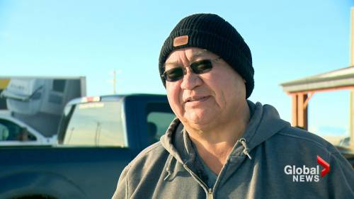 New shuttle connects Blood Tribe residents to Lethbridge | Watch News Videos Online