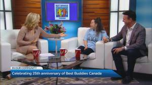 Celebrating Best Buddies Canada's 25th anniversary