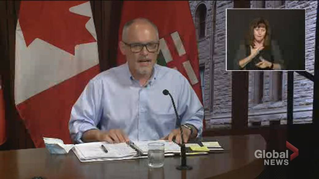 Click to play video: '3rd COVID-19 vaccine booster shot likely only for 'vulnerable populations': Moore'