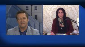 Tarot & Tunes' Rev. Anneille Little chats with Global News Morning (09:11)