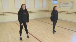 Two Manitobans tap their way into international dance competition
