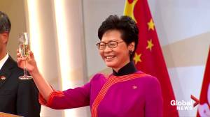 China's plan to replace Carrie Lam a 'political rumour': foreign ministry