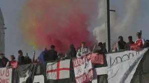 Backlash over breakaway European Super League (02:37)