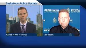 Update with Police Chief Troy Cooper (03:23)