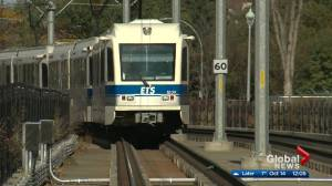 Edmonton city hall responds to Metro LRT Line information now made public (03:04)