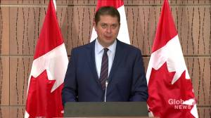 Coronavirus: Scheer accuses Trudeau of making 'major mistakes,' being 'slow to act' amid pandemic