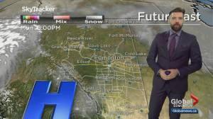 Edmonton Weather Forecast: March 9