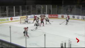 Lethbridge Hurricanes down Pats to move into top spot in the WHL