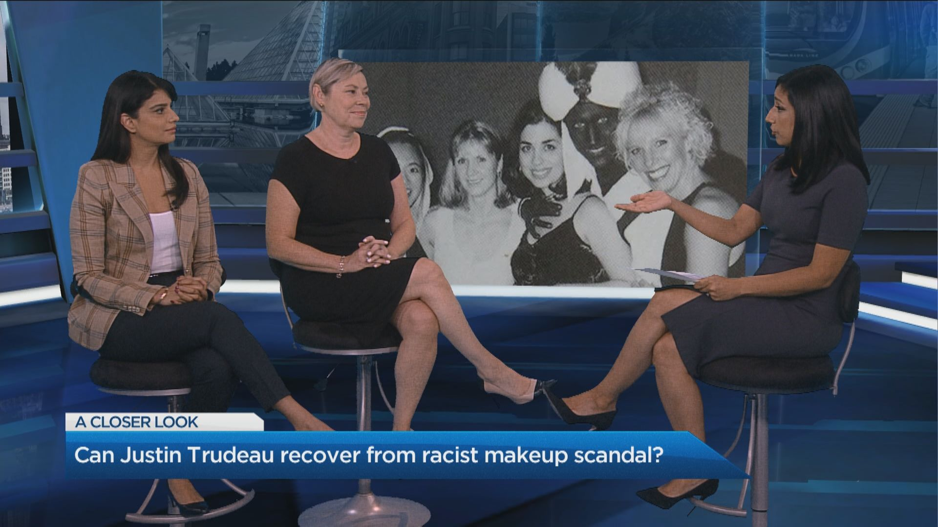 Can Justin Trudeau recover from racist makeup scandal?